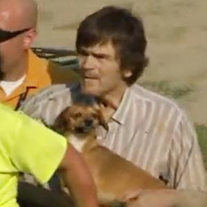 Photo: Cary Ferguson missing man until dog barking alerted rescuers / Courtesy of WREG
