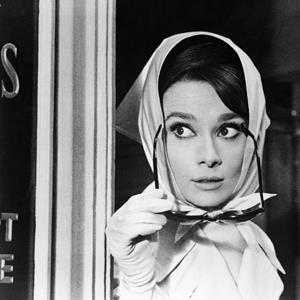 Photo: Audrey Hepburn wins best pickup line / Silver Screen Collection/Getty Images