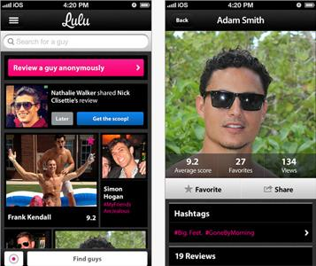 Photo: New app let's you review your dates / Lulu