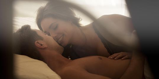 Photo: How long foreplay and sex actually last / Tom Merton/Getty Images