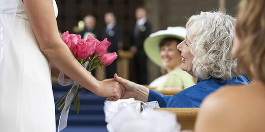 Photo: New wedding trend, saying no to invites / Rob Melnychuk/Getty Images