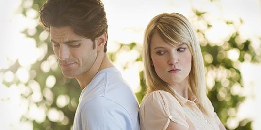 Photo: Angry couple / Tetra Images/Getty Images 