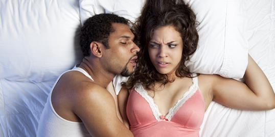 Photo: Annoying bedroom habits of spouses / Justin Horrocks/Getty Images