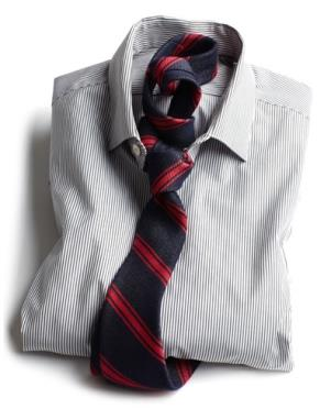 John Varvatos shirt and tie // Photo: courtesy of GQ