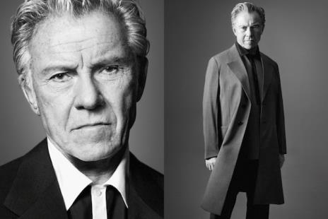 Harvey Keitel // Photo: Prada