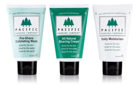 Pacific Shaving Company products // Photo: courtesy of Details