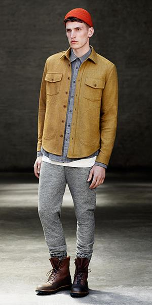 H&M's Maurtiz Archive menswear collection