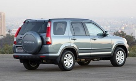 The Honda CR-V is being recalled for a faulty control arm. Photo by Honda.