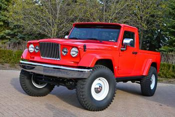 Jeep J-12 Concept. Image by Ben Wojdyla, courtesy Popular Mechanics.