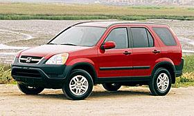 2004 Honda CR-V, (c) MSN Autos