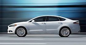 2013 Ford Fusion, (c) Ford