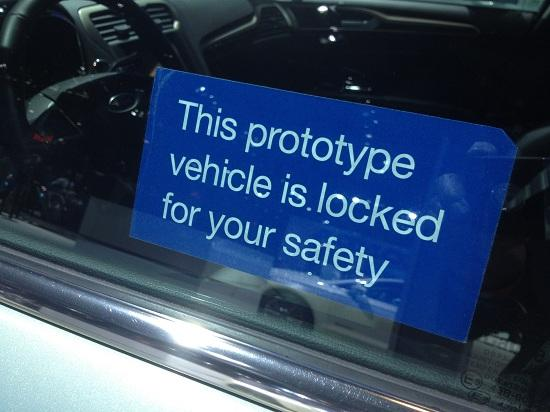 Locked out! (Clifford Atiyeh/MSN Autos)