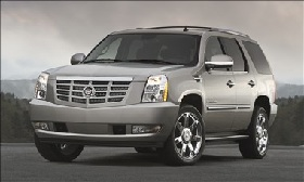 2012 Cadillac Escalade (c) MSN Autos