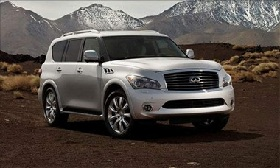 2012 Infiniti QX56 (c) MSN Autos