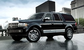 2012 Lincoln Navigator (c) MSN Autos