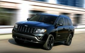 2012 Jeep Compass. Image courtesy of Chyrsler.