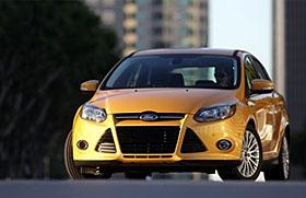 2012 Ford Focus, (c) MSN Autos