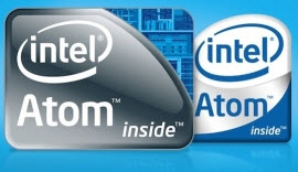 Intel Atom processor. Image by Intel.
