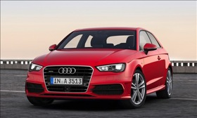 The 2013 Audi A3. Photo by Audi.