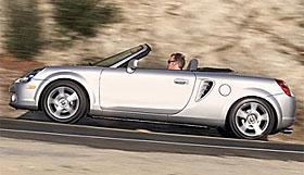 Toyota MR-2 Spyder by MSN Autos