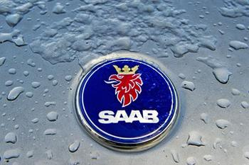 Saab Debt. Image via Getty.