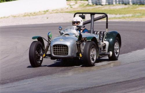 1953 Lotus 6. Image courtesy owner.