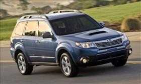Subaru Forester Photo by Subaru.