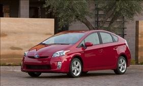 The Toyota Prius. Photo by Toyota.