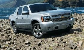 All 2013 Chevy Avalanches will be Black Diamond editions. Photo by Chevrolet.