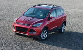 The 2013 Ford Escape will start at about the same price as the outgoing model, but goes up quickly from there. Photo by Ford.