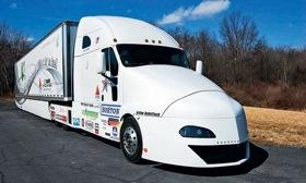 The AirFlow BulletTruck is the result of three years of debt, hard work and a bit of inspired lunacy. Photo courtesy of Autoweek.&#xA;