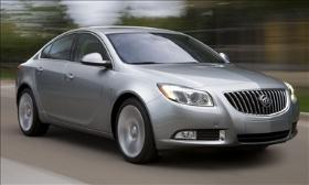 Buick Regal photo by Buick.