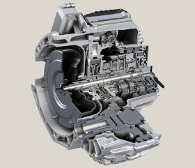 ZF 9-speed automatic, (c) ZF AG