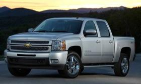 The 2012 Chevy Silverado. Photo by Chevy.