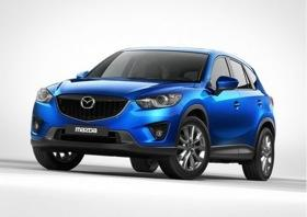 The Mazda CX-5. Photo by Mazda.