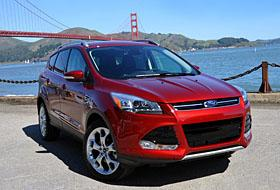 2013 Ford Escape (c) Ford