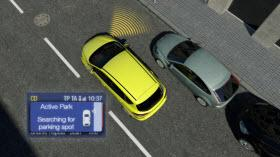 Ford Park Assist System. Image by Ford.