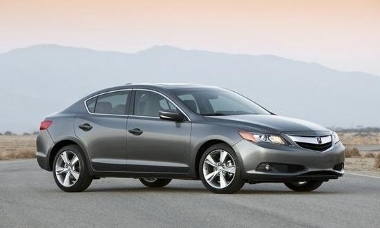 The Acura ILX. Photo by Acura.
