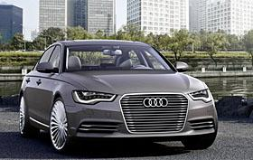 Audi A6 L e-tron, (c) Audi