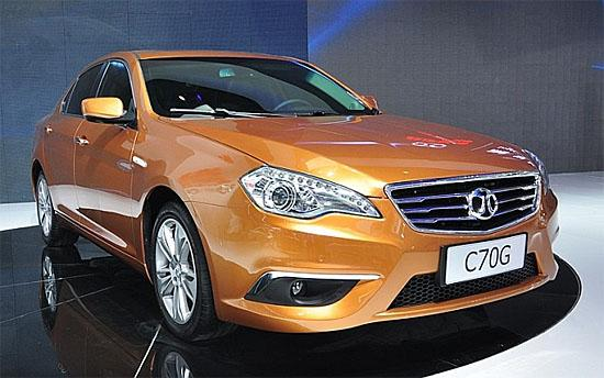 BAIC C70G (c) China Car Times