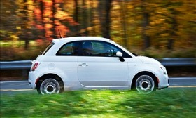 Fiat 500 Photo by Fiat.