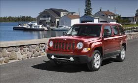 Jeep Patriot Photo by Jeep. 