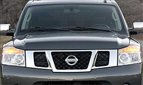 2012 Nissan Armada (c) MSN Autos