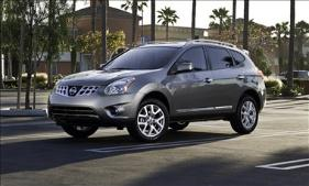 Nissan Rogue photo by Nissan.