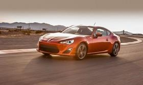 The Scion FR-S is part of the company's attempt to appeal to a wider audience of enthusiasts. Photo by Scion.