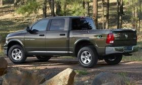 Ram trucks helped propel Chrysler Group sales in April. Photo by Chrysler.