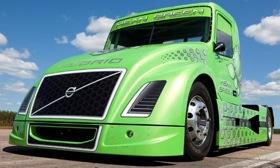 Volvo Mean Green. Photo by Volvo.
