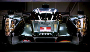 Speed TV will air Audi's Truth in 24 II on Saturday, May 5 at 4 p.m. (photo courtesy of Audi)