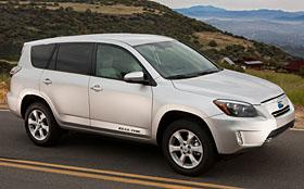Toyota RAV4 EV (c) Toyota