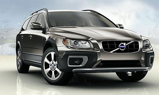 Volvo XC70 (c) Volvo